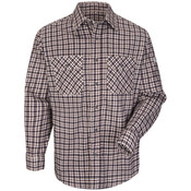 SLD6 Plaid Uniform Shirt - EXCEL FR® ComforTouch® - 6.5 oz.