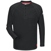 QT20 IQ Long Sleeve Henley