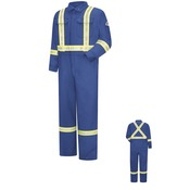 CMBC Premium Coverall with Reflective Trim - CoolTouch® 2 - 7 oz.